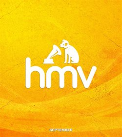 hmv catalogue ( Expired )