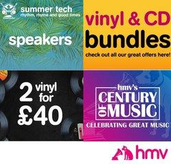 Hmv offers in the hmv catalogue ( 13 days left)