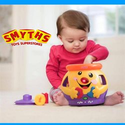 Toys & babies offers in the Smyths Toys catalogue in Liverpool