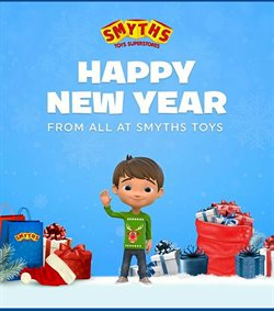 Toys & babies offers in the Smyths Toys catalogue in London