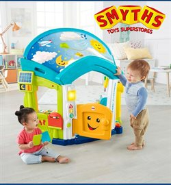 Toys & babies offers in the Smyths Toys catalogue in Lambeth