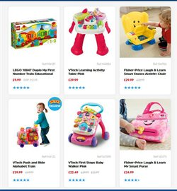 Baby walker offers in the Smyths Toys catalogue in London