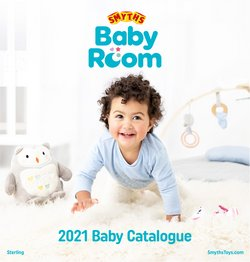 Toys & Babies offers in the Smyths Toys catalogue ( More than a month)