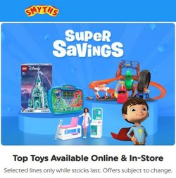 Smyths Toys offers in the Smyths Toys catalogue ( Expires today)