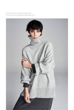 Knitted  dress offers in the John Lewis catalogue in London