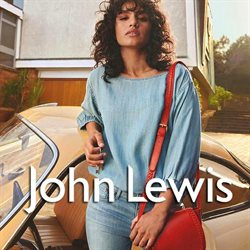 John Lewis offers in the London catalogue