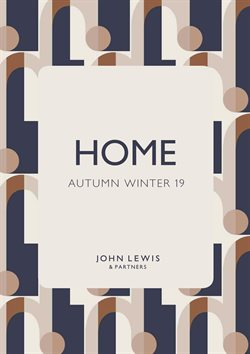 John Lewis catalogue ( Expires tomorrow )