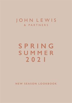 John Lewis catalogue ( More than a month )