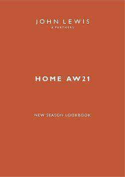 John Lewis catalogue ( More than a month)