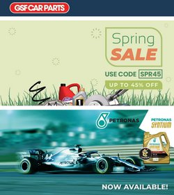 GSF Car Parts catalogue ( Expires today)