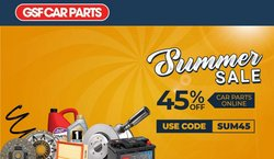 Cars, Motorcycles & Spares offers in the GSF Car Parts catalogue ( 7 days left)