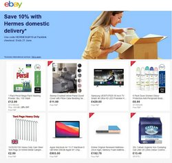 Samsung offers in the eBay catalogue ( 8 days left)