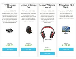 Bluetooth offers in the Lenovo catalogue in London