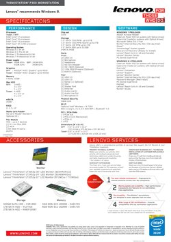 Monitor offers in the Lenovo catalogue in London