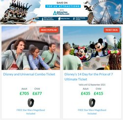 Travel offers in the 365 Tickets catalogue in London ( 19 days left )