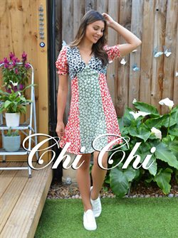 Chi Chi Clothing catalogue ( More than a month )