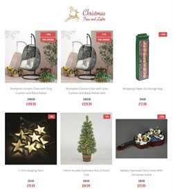 Christmas Trees & Lights catalogue ( 29 days left )