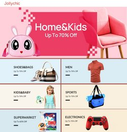 Jollychic offers in the Jollychic catalogue ( 9 days left)