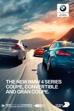 Cars offers in the BMW catalogue in London