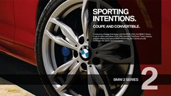 BMW offers in the London catalogue