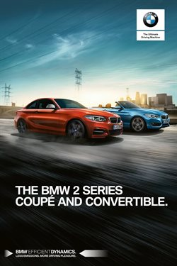 Cars, motorcycles & spares offers in the BMW catalogue in Warrington