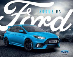 Ford offers in the London catalogue