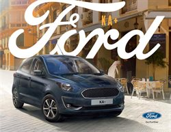 Cars, motorcycles & spares offers in the Ford catalogue in Leicester