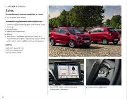 Steering wheel offers in the Ford catalogue in London