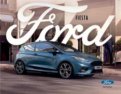 Ford catalogue in London ( More than a month )