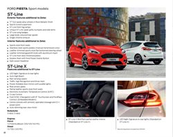 Exhaust offers in the Ford catalogue in London