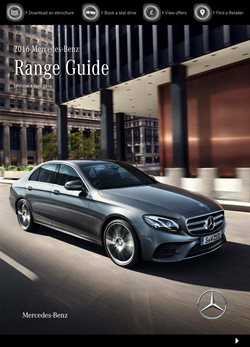 Mercedes-Benz offers in the London catalogue