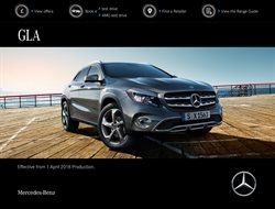 Cars, motorcycles & spares offers in the Mercedes-Benz catalogue in Rhondda