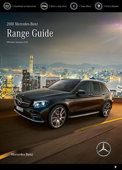 Cars offers in the Mercedes-Benz catalogue in London
