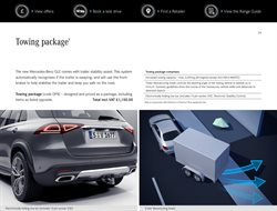 Trailer offers in the Mercedes-Benz catalogue in London