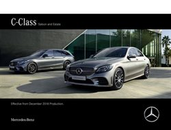 Mercedes-Benz offers in the Liverpool catalogue