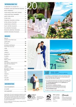 Santorini offers in the Thomson catalogue in London