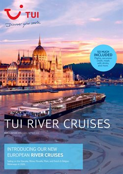 Travel offers in the Tui catalogue in Tower Hamlets ( More than a month )