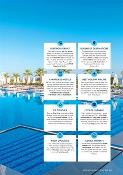 Offers of Flights in Tui