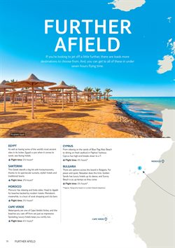 Offers of Cape Verde in Tui
