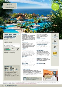 Offers of Fitness in Tui