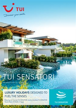 Tui catalogue ( More than a month )