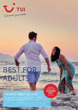 Travel offers in the Tui catalogue ( More than a month)
