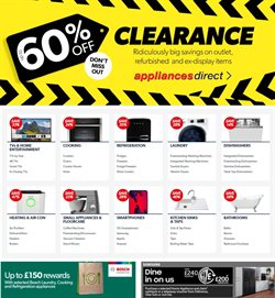 Appliances Direct catalogue ( Expires today )