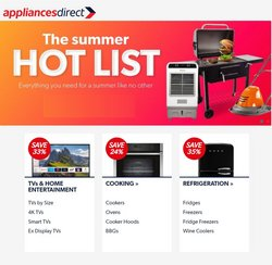 Appliances Direct offers in the Appliances Direct catalogue ( 16 days left)