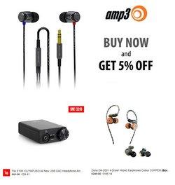 Advance MP3 Players catalogue ( 9 days left )