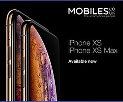 Mobiles offers in the London catalogue