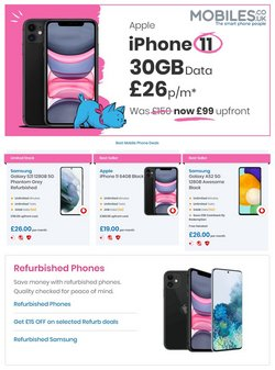 Mobiles catalogue ( 2 days ago )