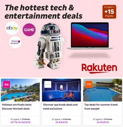 Department Stores offers in the Rakuten catalogue ( 12 days left)