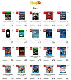 Electronics offers in the ShopTo catalogue in London ( Expires tomorrow )