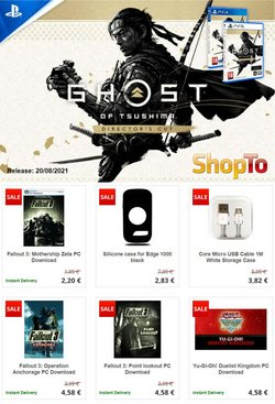 Electronics offers in the ShopTo catalogue ( 9 days left)